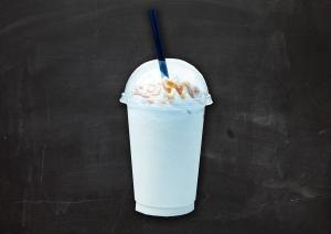 """Молочный коктейль """"Голубая лагуна"""""""